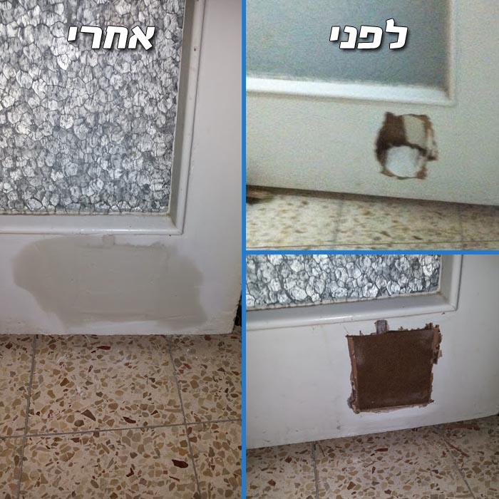 תיקון דלת - הנדימנו