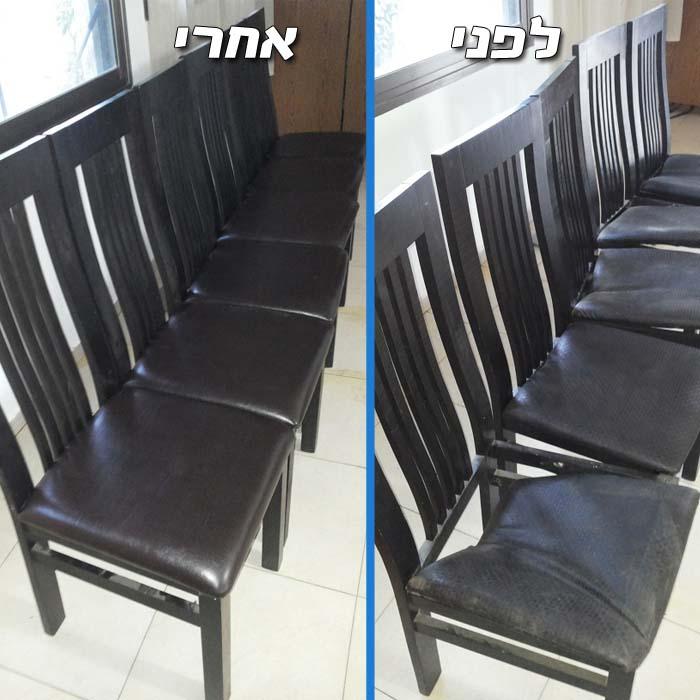 תיקון כיסאות: שחזור ריפוד
